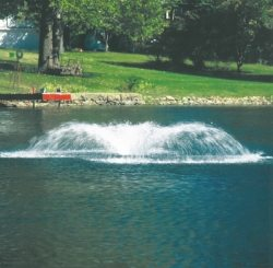 1 HP Residentail Aerator