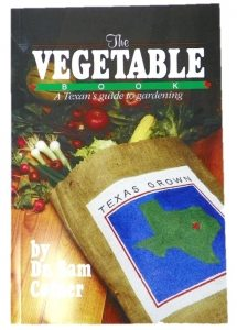 BOOK-VEGETABLE - USE