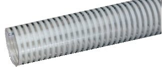 Clear Tigerflex Suction Hose
