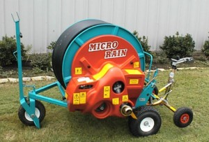 Hose Reel Traveling Irrigators