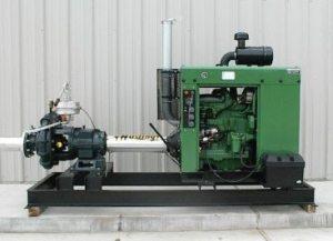 Diesel Pumping Units