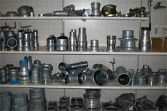 Aluminum Irrigation Pipe Fittings