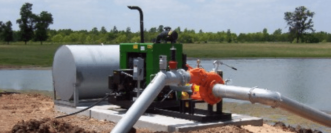 Agricultural Irrigation Parts : Looking closely at agricultural irrigation system pumps