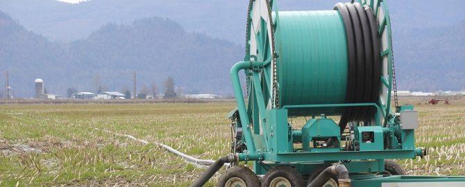 Choosing The Right Hose Reel Traveler Irrigation System