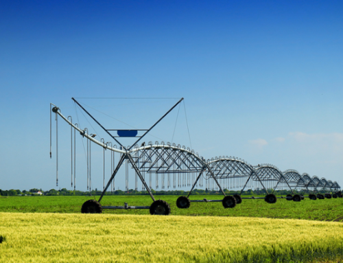 Center Pivot Irrigation System Nozzles – Keep Them Clean!