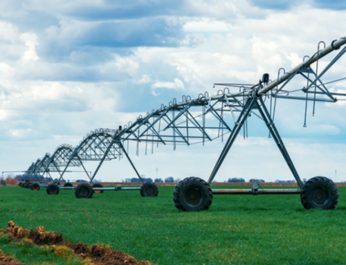 New Irrigation System Trends – Check Out Airless Pivot Tires!